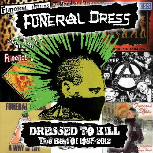 Funeral Dress - Dressed To Kill (The Best Of 1985-2012)Double CD Digipack