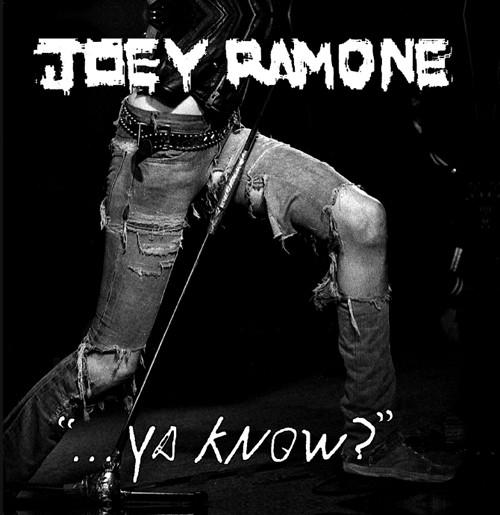 """Joey Ramone – """"...Ya Know?"""" Cd"""