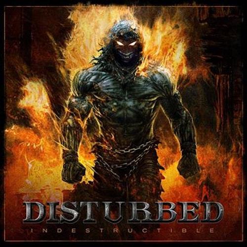 Disturbed – Indestructible Lp