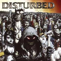 Disturbed ‎– Ten Thousand Fists 2xLp