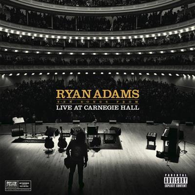 Ryan Adams – Ten Songs From Live At Carnegie Hall Lp