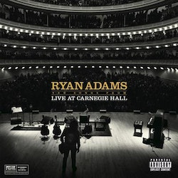 Ryan Adams ‎– Ten Songs From Live At Carnegie Hall Lp