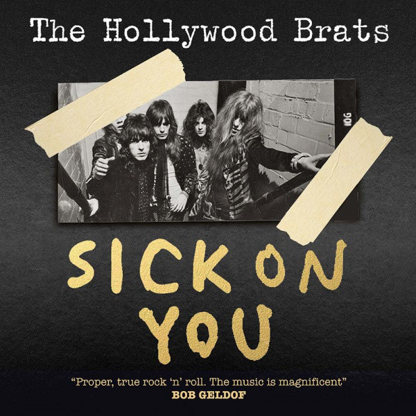 Hollywood Brats ‎– Sick On You 2cd