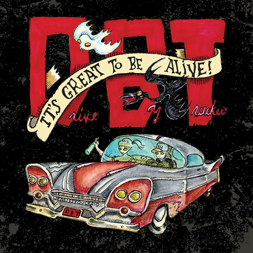 Drive-By Truckers – It's Great To Be Alive! - Deluxe Edition (VINYL - 5LP + 3CD)