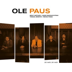 Ole Paus - Så nær, så nær 2Lp