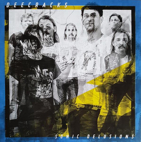 DeeCracks – Sonic Delusions Lp