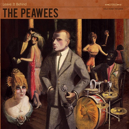 Peawees,The – Leave It Behind LP