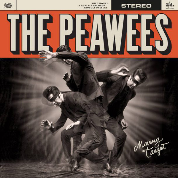 Peawees, The ‎– Moving Target Lp
