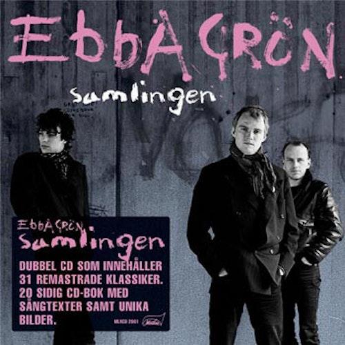 Ebba Grön – Samlingen Cdx2