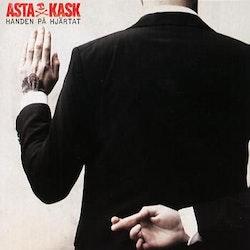 Asta Kask - Handen På Hjärtat (CD)