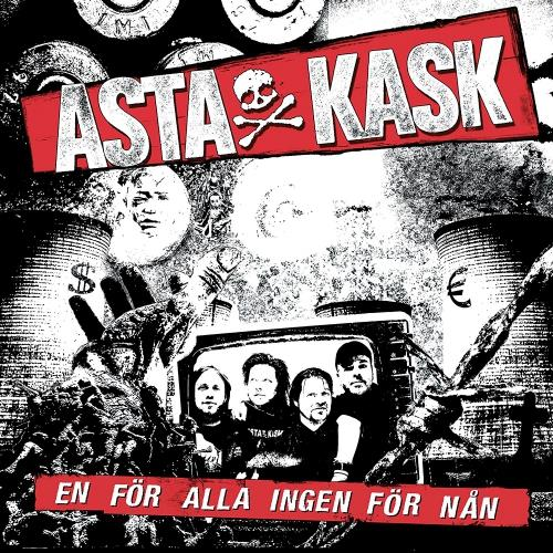 ASTA KASK - EN FÖR ALLA INGEN FÖR NÅN LP