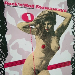 V/A ‎– Rock'n'Roll Stowaways  Vol. 1 Lp