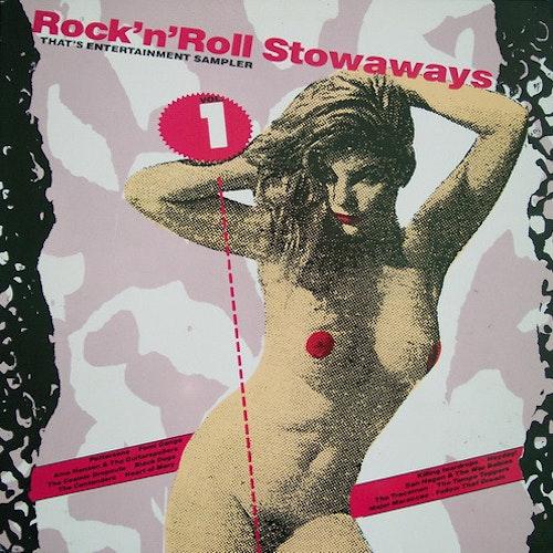 V/A – Rock'n'Roll Stowaways  Vol. 1 Lp