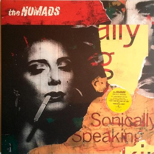 "Nomads, The - Sonically speaking (Vinyl LP + Vinyl 7"")"