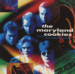 Maryland Cookies, The ‎– Into The Colorsound Cd