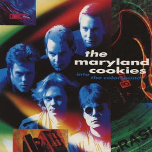 Maryland Cookies, The – Into The Colorsound Cd