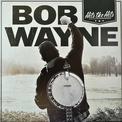 Bob Wayne ‎– Hits The Hits Lp