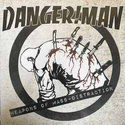 Danger!Man – Weapons Of Mass-distraction Lp+cd