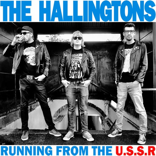 Hallingtons, The ‎– Running From The U.S.S.R 7''