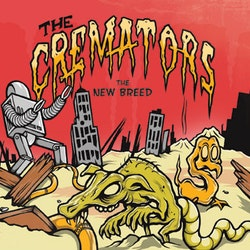 Cremators, The ‎– The New Breed Cd