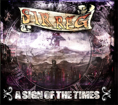 Sir Reg – A Sign Of The Times Cd
