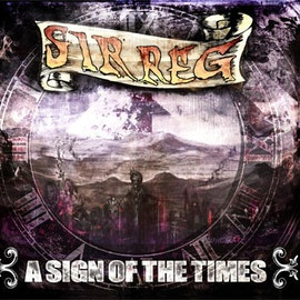 Sir Reg ‎– A Sign Of The Times Cd