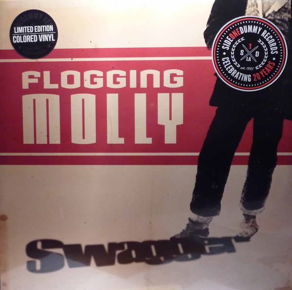 Flogging Molly – Swagger Lp