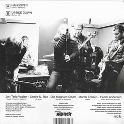 Deluxe 66 ‎– Hangover In Halden 7''