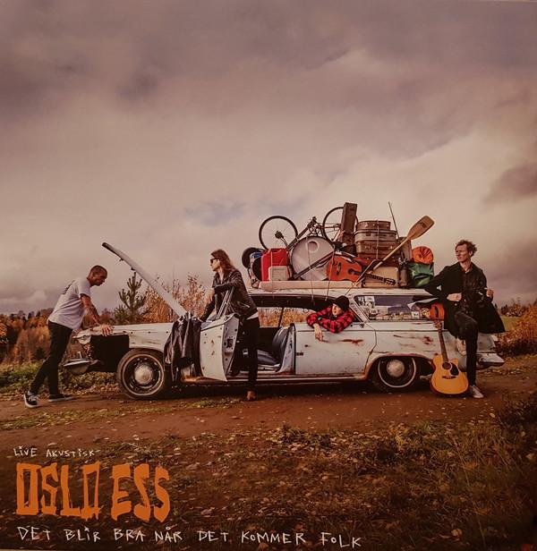 Oslo Ess – Det Blir Bra Når det Kommer Folk (Live Akustisk) Lp