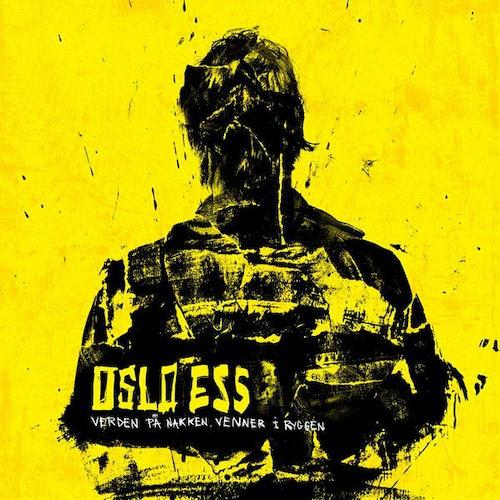 Oslo Ess – Verden På Nakken, Venner I Ryggen Cd