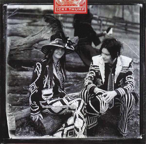 White Stripes, The – Icky Thump Lpx2