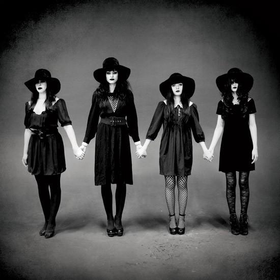 Black Belles, The – The Black Belles Lp