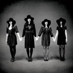 Black Belles, The ‎– The Black Belles Lp