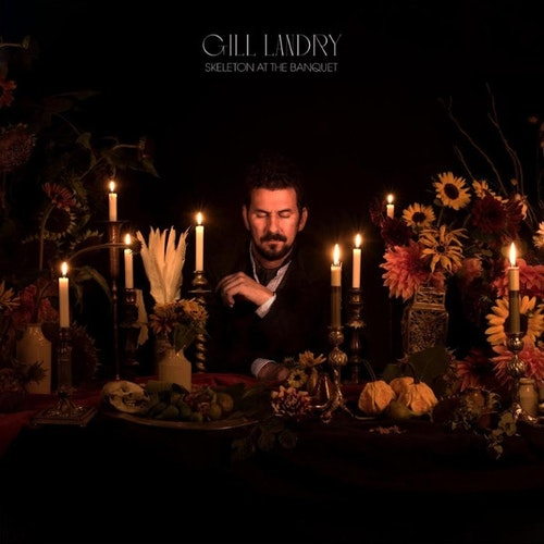 Gill Landry ‎– Skeleton At The Banquet  Lp