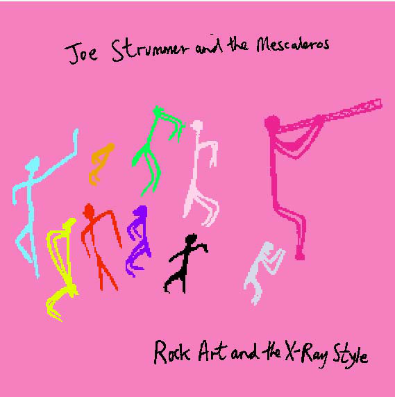 Joe Strummer & The Mescaleros ‎– Rock Art And The X-Ray Style Cd