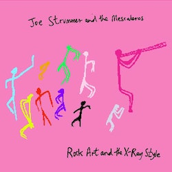 Joe Strummer & The Mescaleros – Rock Art And The X-Ray Style Cd