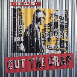 Clash, The ‎– Cut The Crap Cd