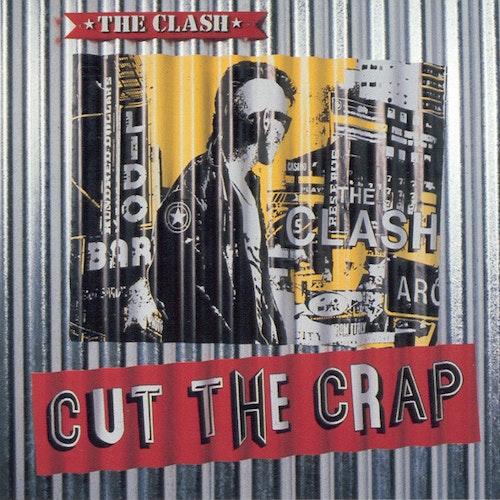 Clash, The – Cut The Crap Cd
