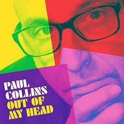 Paul Collins ‎– Out Of My Head Lp