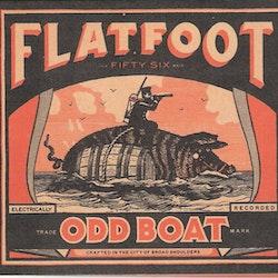 Flatfoot 56 – Odd Boat Cd