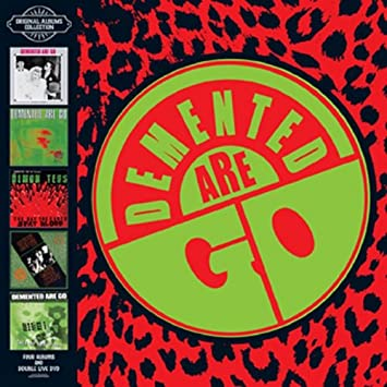 Demented Are Go – Original Albums Collection  Cdbox