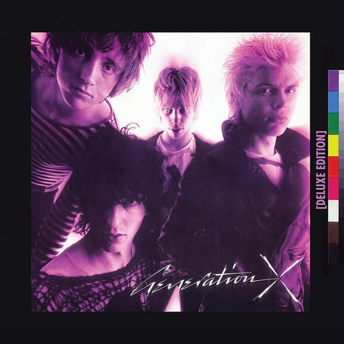 Generation X  – Generation X Cd