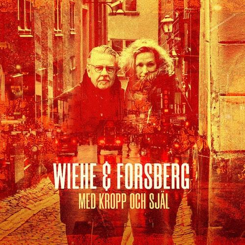 Wiehe & Forsberg – Med Kropp Och Själ: Tolkar Dylan LP