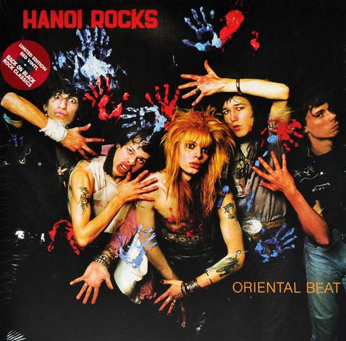 Hanoi Rocks – Oriental Beat Lp