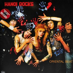 Hanoi Rocks ‎– Oriental Beat Lp