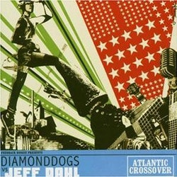 Diamond Dogs vs Jeff Dahl ‎– Atlantic Crossover Cd