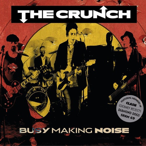 Crunch,The ‎– Busy Making Noise Lp