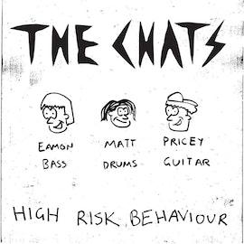 Chats, The - High Risk Behaviour LP