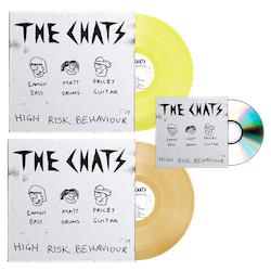 Chats, The - High Risk Behaviour LP