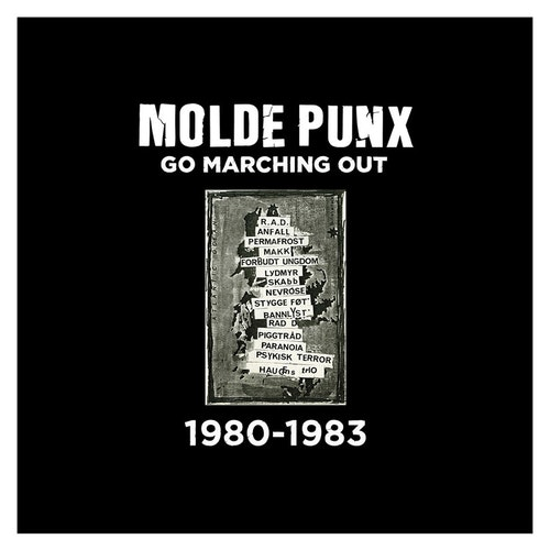 V/a Moldepunx Go Marching Out - 1980-1983 2LP
